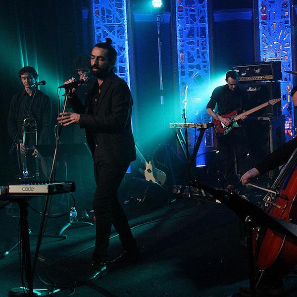 Vadim Vernay - Live Full Band