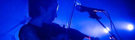 ELEANOR SHINE – Première vidéo live
